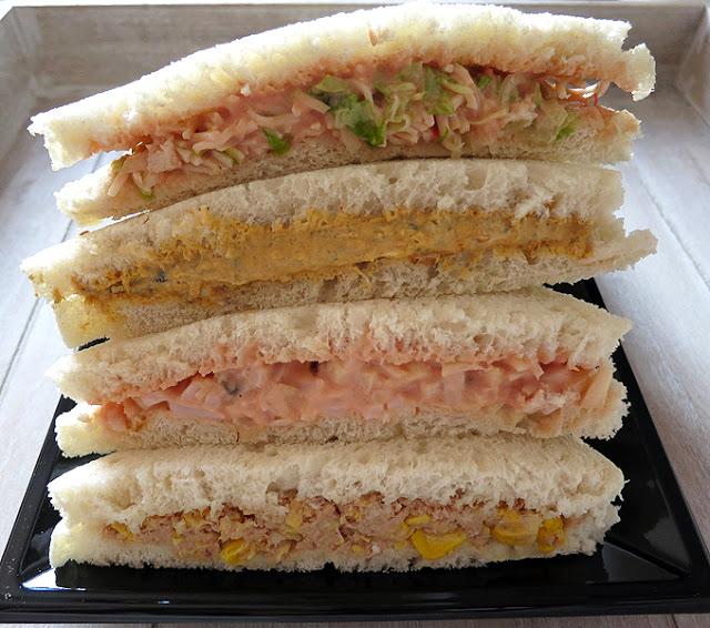 rellenos para sandwich
