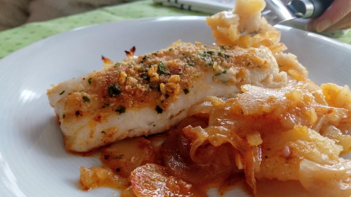 La cocina de pedro y yolanda p gina 2 de 72 cocina for Merluza al horno facil
