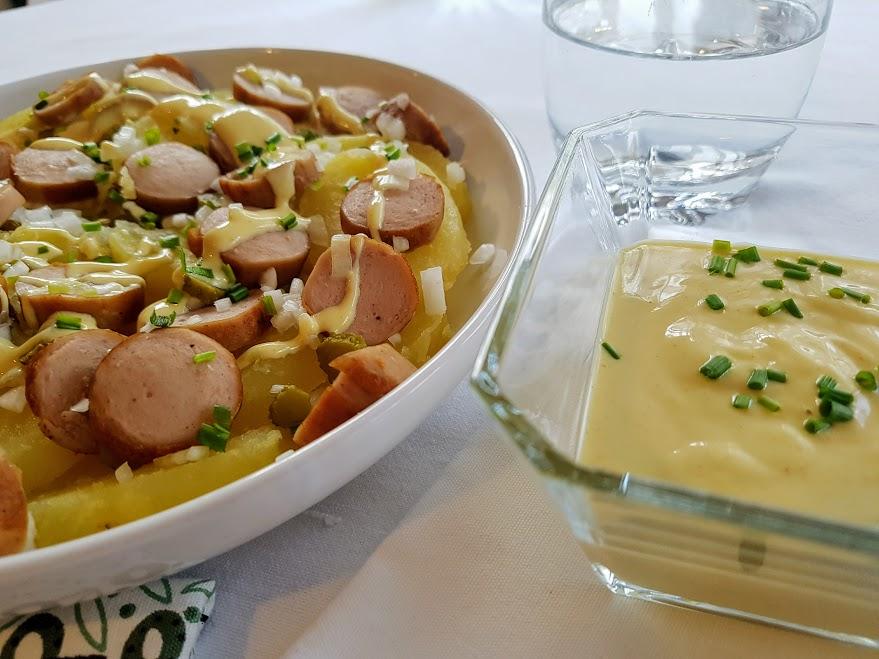 ensalada alemana
