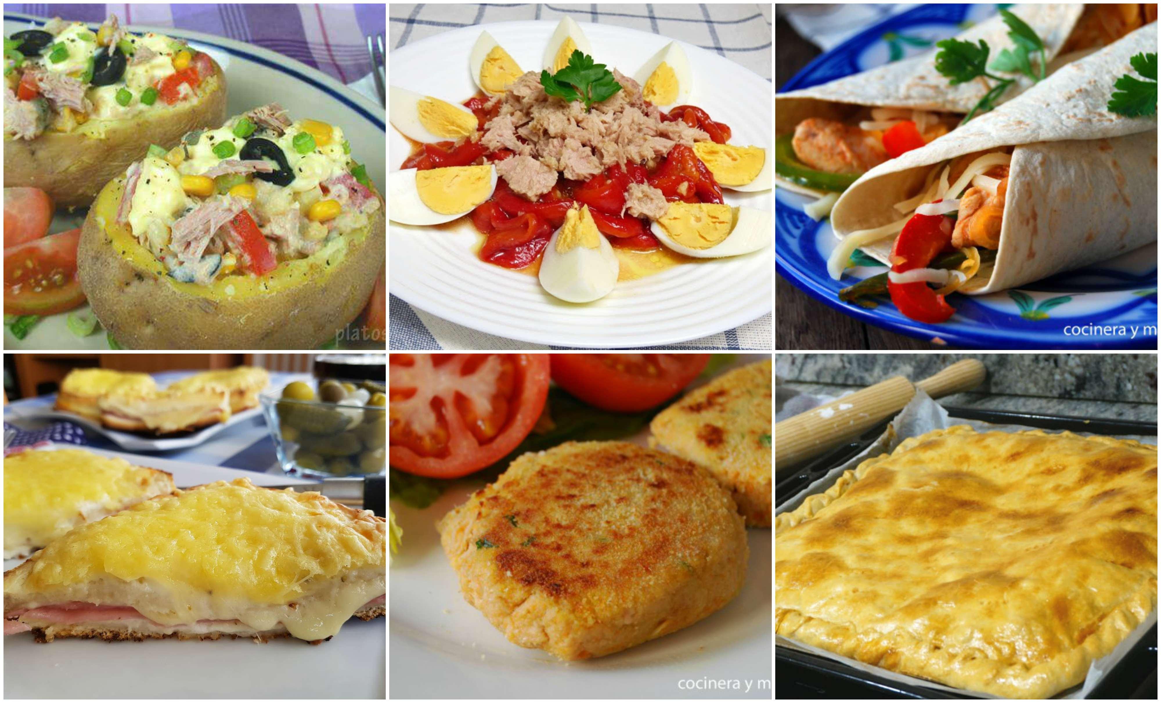 La cocina de pedro y yolanda cocina f cil recetas de - Comidas para cenar rapidas ...