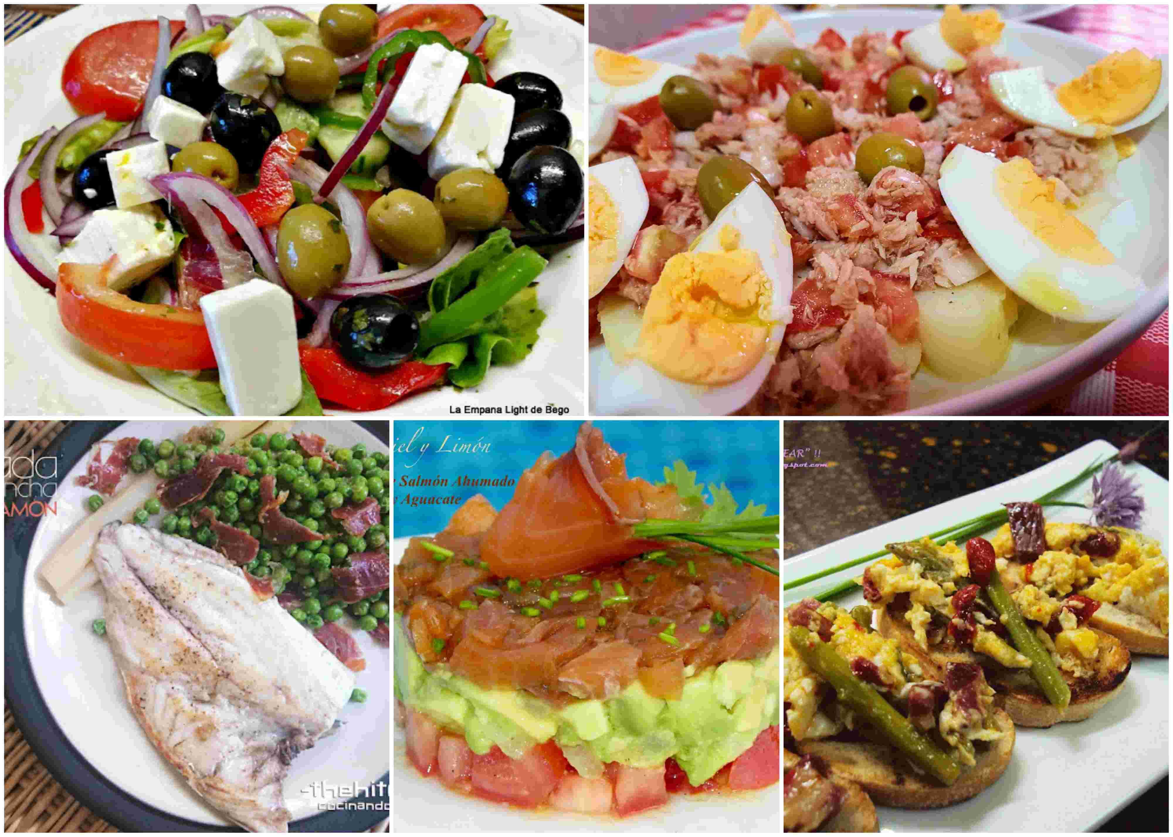 La cocina de pedro y yolanda cocina f cil recetas de for Ideas menu cena amigos